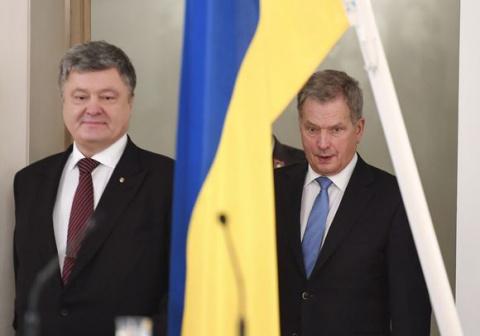 """Финляндия поддерживает территориальную целостность Украины и осуждает """"аннексию"""" Крыма"""