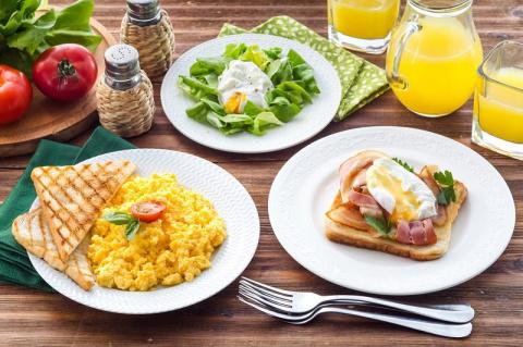 Сидим на яйцах: лучшие завтр…