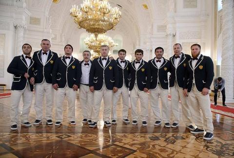 Room service или олимпийцы с…