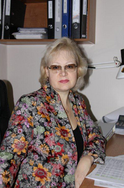 Svetlana Shebanova