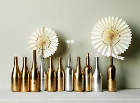 Декор бутылок своими руками: вдохновляющие идеи и поэтапные мастер-классы
