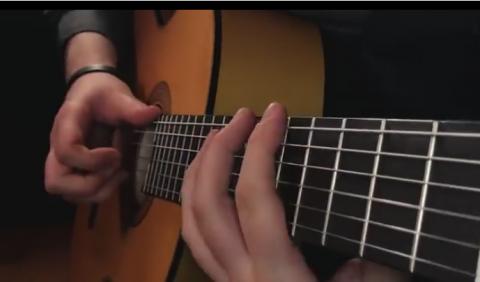 Шикарная мелодия нашей молодости в соло на гитаре. George Michael — Careless Whisper Fingerstyle w/ Guitar Tabs