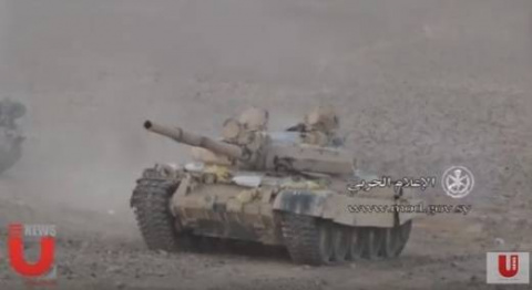 Списанные Т-62М продолжают а…