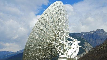 В космосе локализован сигнал инопланетного происхождения