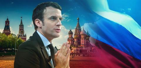 Президент Франции Макрон зая…