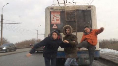 Простой водитель троллейбуса…