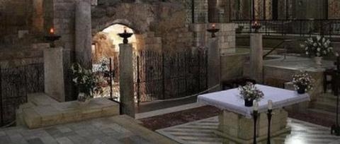 Найден отчий дом Иисуса Христа