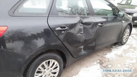 Как я искал виновника аварии…