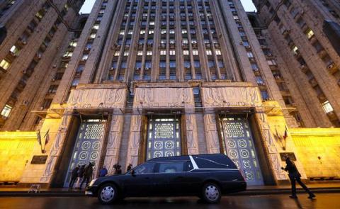 Кто бы сомневался: американский след в убийстве посла  Карлова