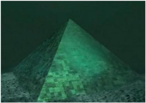 Бермудский треугольник Атлантиды