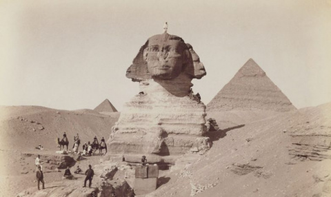 Откуда в Египте пирамиды