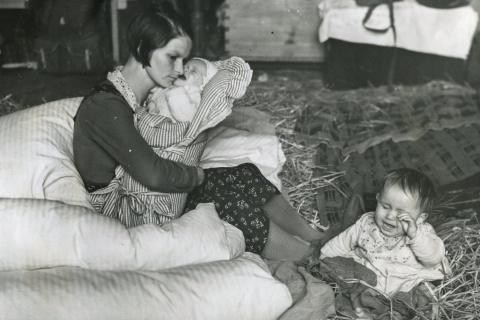 Как расчленяли Чехословакию. Уличные фото 1938 года