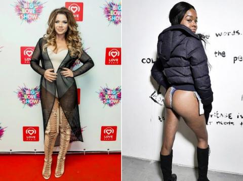 Модный провал или худшие наряды знаменитостей за первую половину апреля