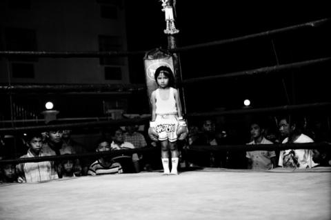 Дети на ринге: развлечение д…