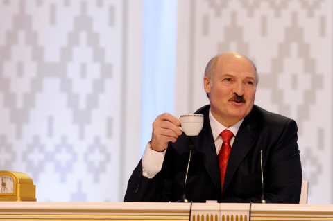 Лукашенко вернулся