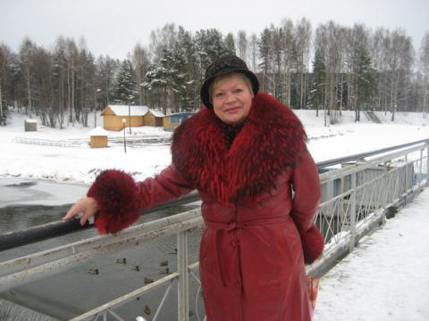 Вера Афонина-Выголова