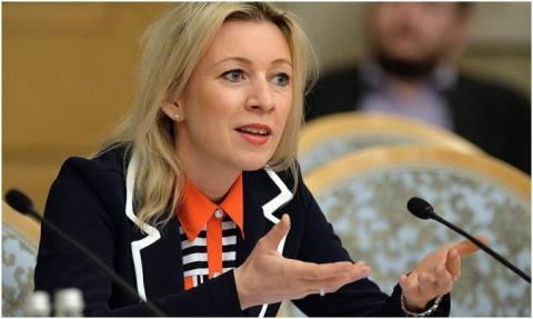 Захарова потроллила посла Польши: «Гибридные технологии способствовали направлению Дещицы послом на Украине»