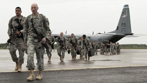 Freitag: роспуск НАТО стал б…