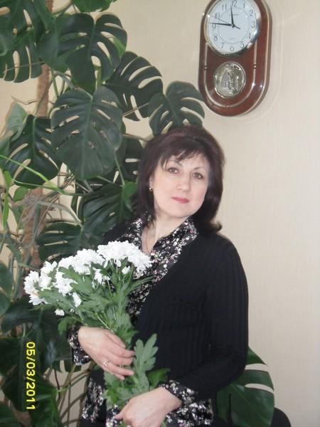 Ольга Сеничева