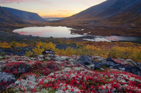 Великолепная природа России …
