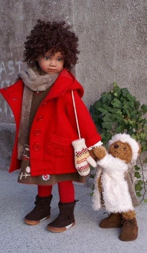 Куколки Angela Sutter. Оцените
