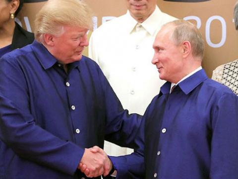 Анатолий Несмиян. США не о ч…