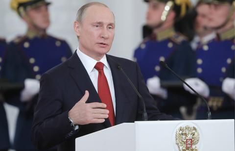 Путин рассказал о своих внук…