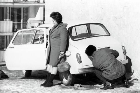 Как покупали автомобили в СССР
