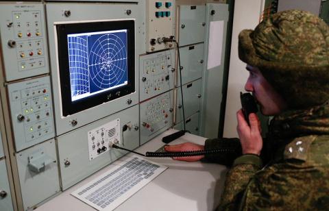 Космические войска РФ развер…