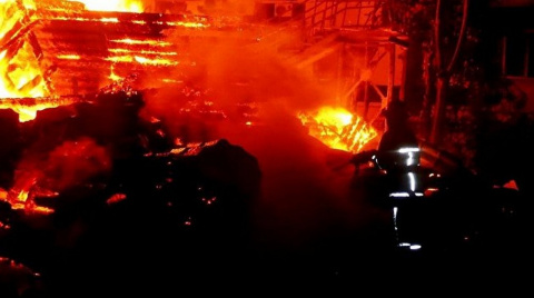 Одесские пожары. Александр Христофоров