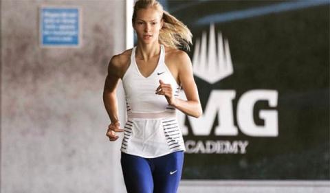 Российская легкоатлетка Клиш…