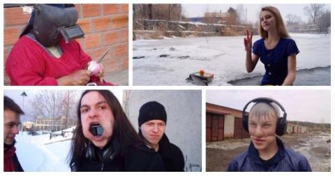 28 странных вещей, которые происходят только в суровой России (29 фото)