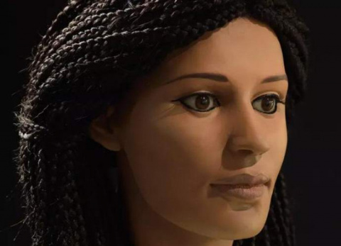 Ученые восстановили внешность древнеегипетской мумии