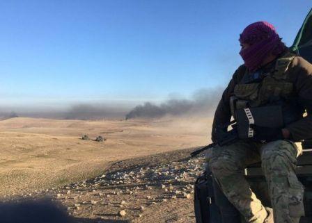 Иракская армия замыкает коль…