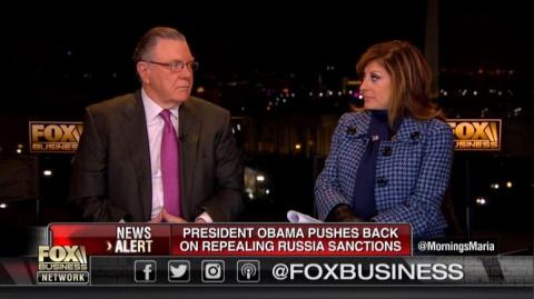 Fox: Путин «парализовал» Оба…