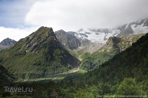 Северная Осетия. Куссу — Кам…