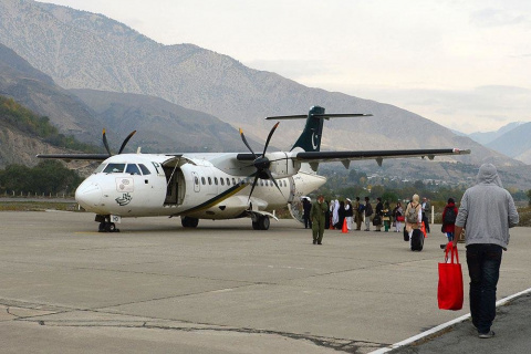 Пакистанский самолет с 47 пассажирами потерпел крушение