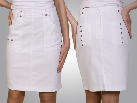 Юбка с карманами - две выкройки. Ажурные салфетки крючком со схемами