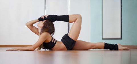 Упражнения на гибкость — тре…