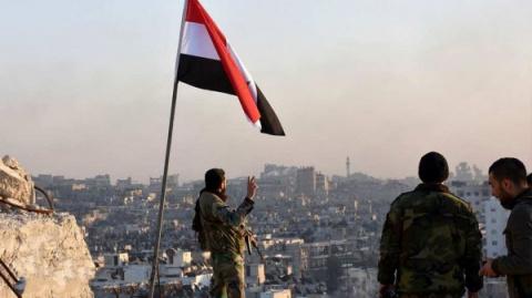Армия Сирии добила террорист…