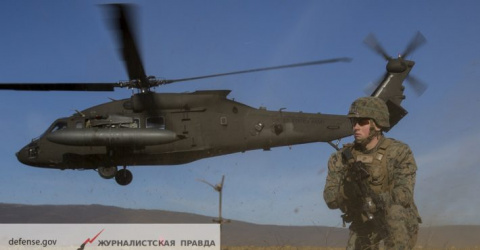 США хотят отправить в Афгани…