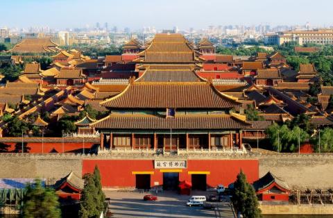 Китай, Пекин туристический