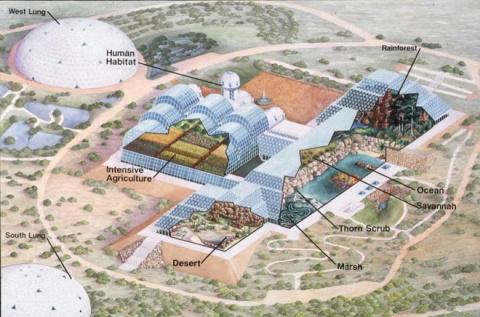 Проект «Биосфера-2»   Мир пу…