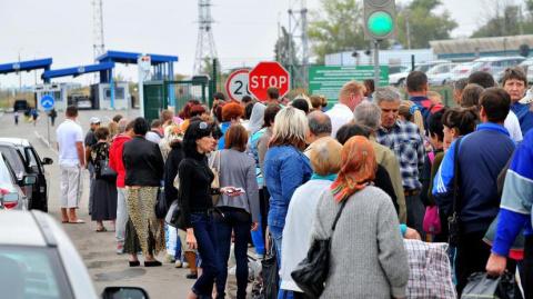 Киев обвинил Москву в исчезновении восьми млн украинцев