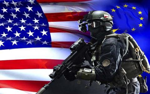 Садитесь поудобнее господа, начинаются бои без правил. Ждем выхода США из НАТО?