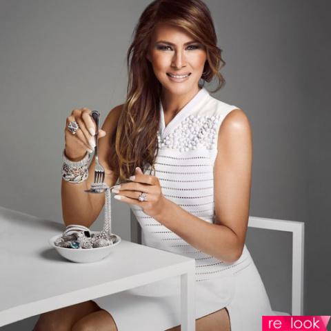 Стиль первой леди США – ложка дёгтя от модных критиков