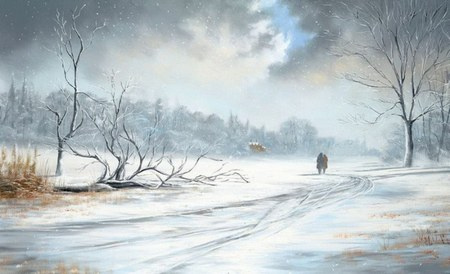 Неторопливый зимний монолог. PR