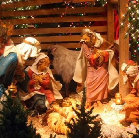 В Рождественскую ночь молю я небо…