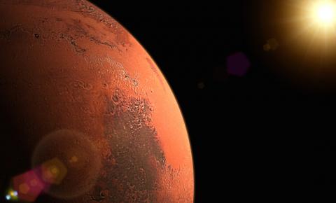 Кому принадлежит земля на Марсе?