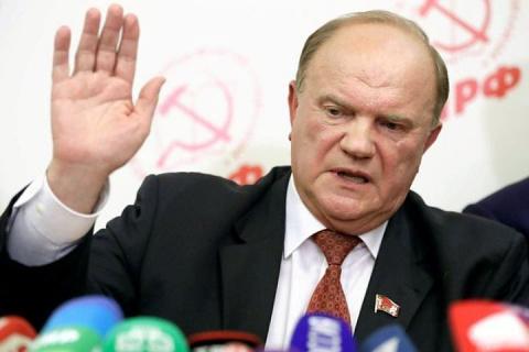 Геннадий Зюганов - о кадровой рокировке в ЛНР: Луганск и Донецк должны работать тесно и скоординированно